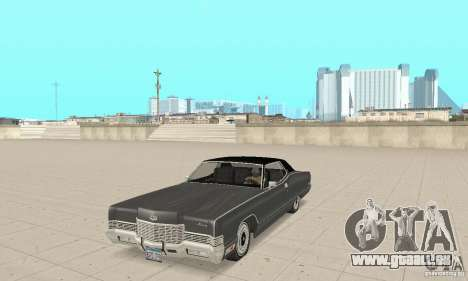 Mercury Marquis 2dr 1971 für GTA San Andreas