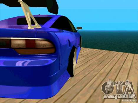 Nissan 240SX Drift Team für GTA San Andreas linke Ansicht