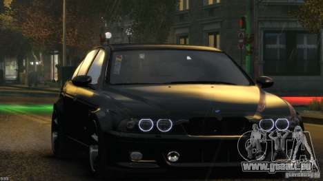 BMW M5 E39 AC Schnitzer Type II v1.0 pour GTA 4 Salon