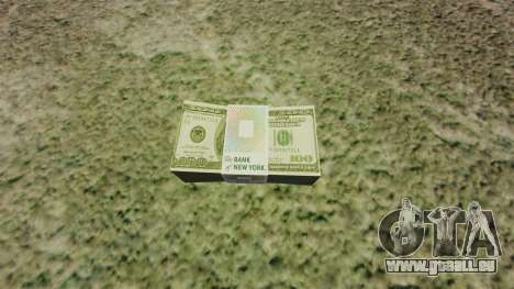 L'encours des billets en coupures de 100 $ aux É pour GTA 4