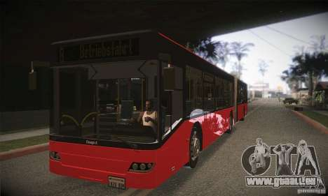 Design X3 GL pour GTA San Andreas