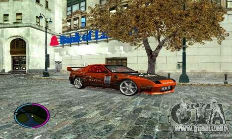 Mazda RX-7 FC for Drag für GTA San Andreas