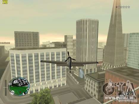 GTA IV  San andreas BETA pour GTA San Andreas