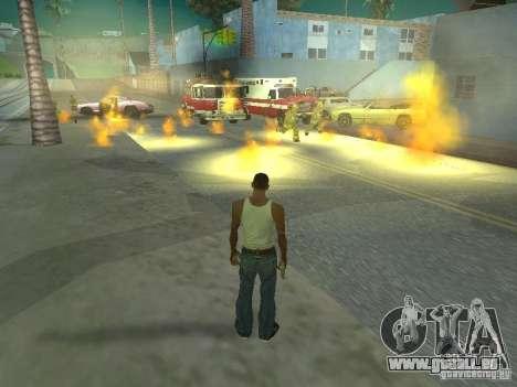 IVLM 2.0 TEST №3 pour GTA San Andreas huitième écran