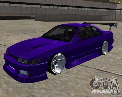 Nissan Silvia S13 Nismo tuned für GTA San Andreas