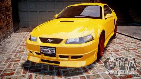 Ford Mustang SVT Cobra v1.0 pour GTA 4