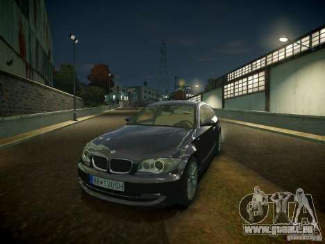 BMW 120i pour GTA 4