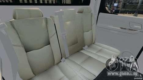 Chevrolet Avalanche 2007 [ELS] pour GTA 4 est un côté