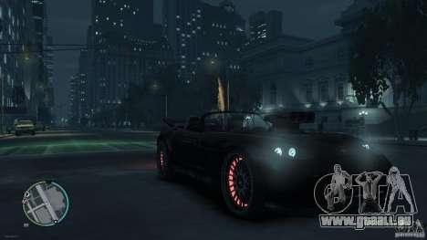 Red Neon  Banshee für GTA 4