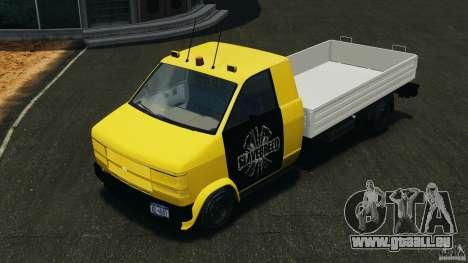 Chevrolet Yankee v1.0 [Beta] für GTA 4 Innen