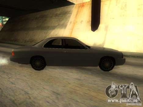 Merit Coupe pour GTA San Andreas laissé vue