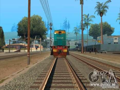 Tem2um-420 für GTA San Andreas linke Ansicht