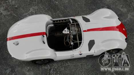Maserati Tipo 60 Birdcage pour GTA 4 est un droit