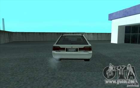 Barren von GTA 4 für GTA San Andreas rechten Ansicht