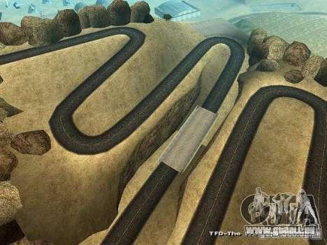 Downhill Drift pour GTA San Andreas