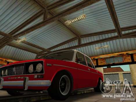 VAZ 2106 vieux pour GTA San Andreas