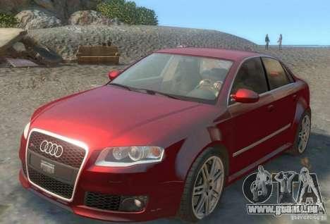Audi RS4 Undercover v 2.0 für GTA 4