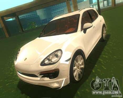 Porsche Cayenne 958 2010 V1.0 pour GTA San Andreas