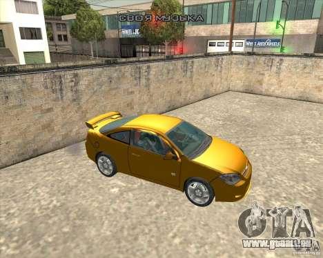Chevrolet Cobalt SS für GTA San Andreas rechten Ansicht