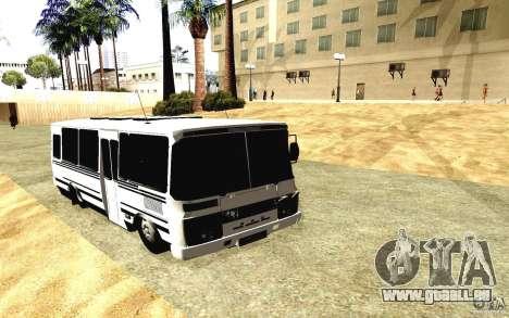 PAZ 3205 Dag pour GTA San Andreas