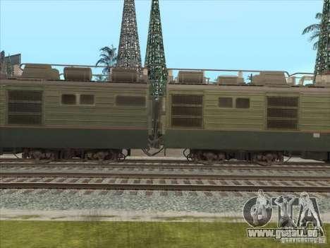 VL80k-484 pour GTA San Andreas laissé vue