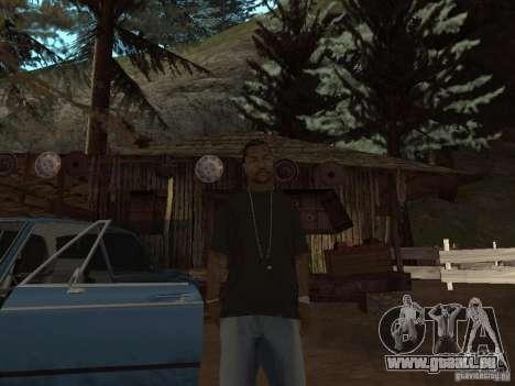 Xzibit pour GTA San Andreas