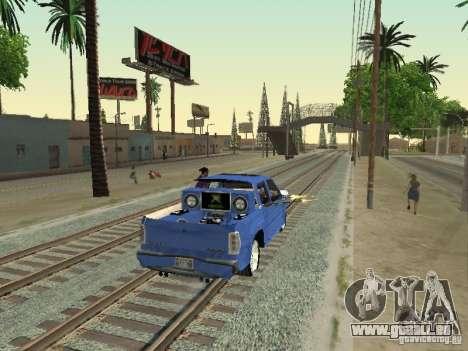 Ballas 4 Life für GTA San Andreas fünften Screenshot