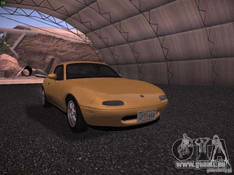 Mazda MX-5 1997 pour GTA San Andreas
