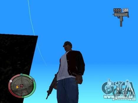 Changer le style de Trim et Usi pour GTA San Andreas troisième écran