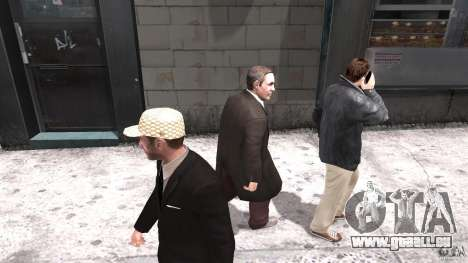 Gucci cap pour GTA 4 secondes d'écran