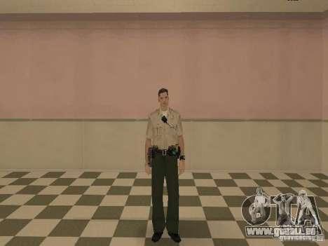 Los Angeles Police Department pour GTA San Andreas sixième écran