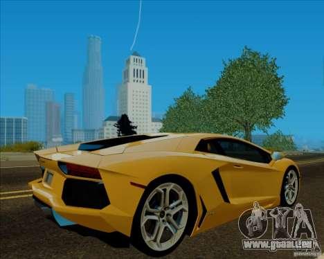 ENB v1. 01 für PC für GTA San Andreas