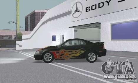 Ford Mustang GT 2003 für GTA San Andreas Motor