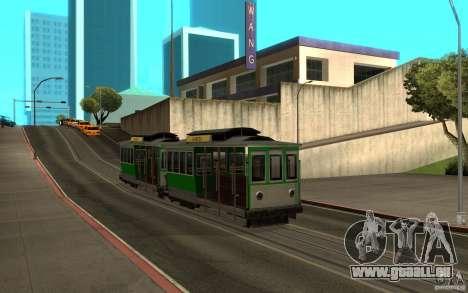 New tram mod pour GTA San Andreas