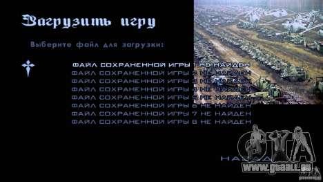 Écrans de chargement Chernobyl pour GTA San Andreas neuvième écran