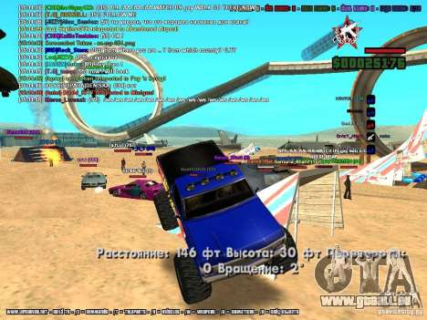 SA:MP 0.3d für GTA San Andreas