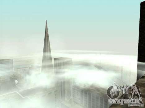 Un réaliste Timecyc pour GTA San Andreas