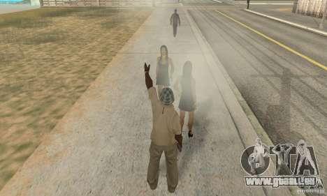 SuperClon (Klonen Menschen In SAN ANDREAS) für GTA San Andreas her Screenshot