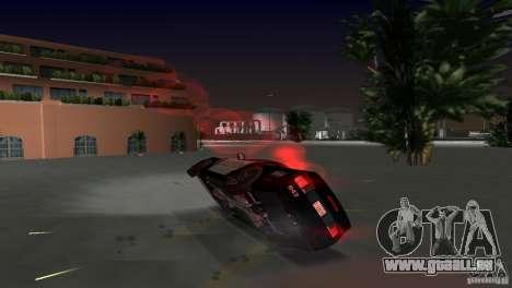 Saleen S281 Barricade 2007 für GTA Vice City Seitenansicht
