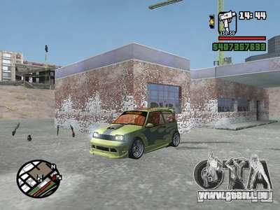 1111 OKA (tuning) für GTA San Andreas