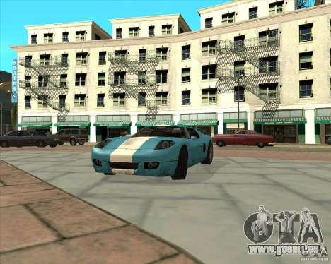 MOD de Jyrki pour GTA San Andreas cinquième écran