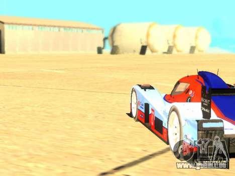 ENBSeries v3 pour GTA San Andreas sixième écran