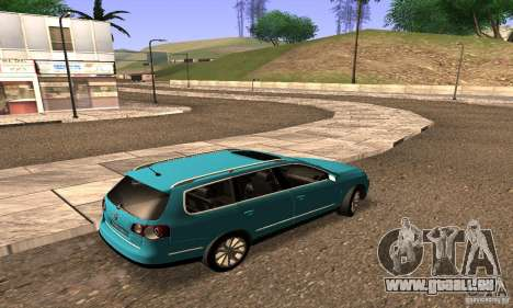 Grove Street v1.0 pour GTA San Andreas douzième écran