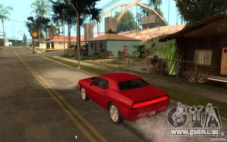 Life pour GTA San Andreas huitième écran