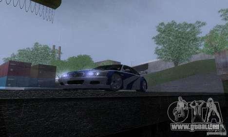 ENB Reflection Bump 2 Low Settings pour GTA San Andreas huitième écran
