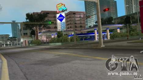 Aral Tankstelle Mod für GTA Vice City zweiten Screenshot