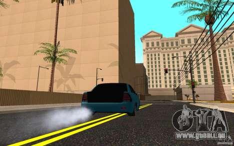 LADA 2170 Penza tuning pour GTA San Andreas vue de droite