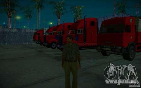 ENBSeries v1.0 par GAZelist pour GTA San Andreas onzième écran
