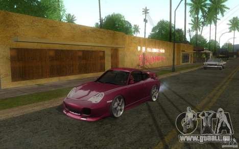Ruf R-Turbo pour GTA San Andreas