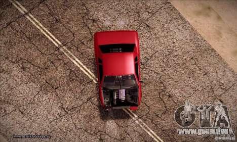 Elegy 180SX pour GTA San Andreas vue de droite